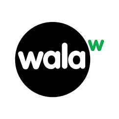 Resultat d'imatges de wala logo