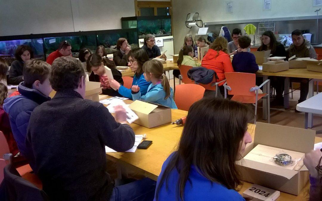 Arrenca el projecte Lleida+Biodiversitat amb la proposta d'apadrinament de caixes niu