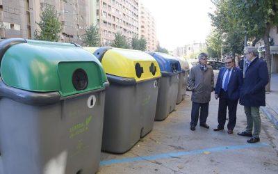 La Paeria augmenta el nombre de contenidors de recollida selectiva