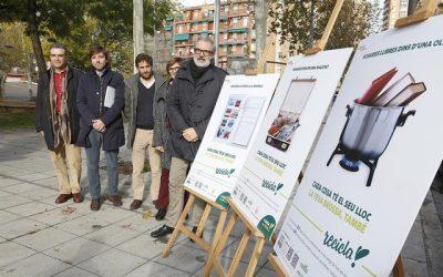 """En marxa la campanya """"Cada cosa al seu lloc"""", per implicar la ciutadania en la millora de la recollida selectiva a Lleida"""