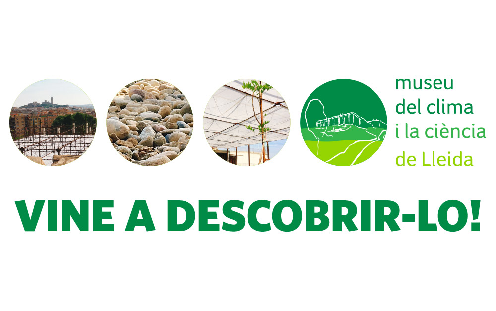 Activitats per a aquesta tardor al Museu del Clima i la Ciència de Lleida