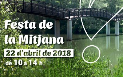 Aquest diumenge 22 d'abril, vine a celebrar la Festa de la Mitjana